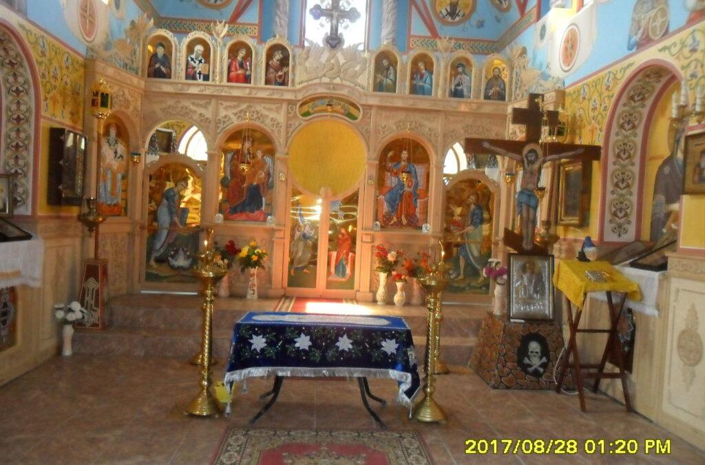 28 августа группа паломников  побывала на Престольном празднике в Бахчисарайском Свято-Успенском монастыре.
