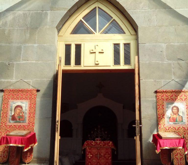 День памяти Святых  Врачей-безсеребреников Косьмы и Дамиана.