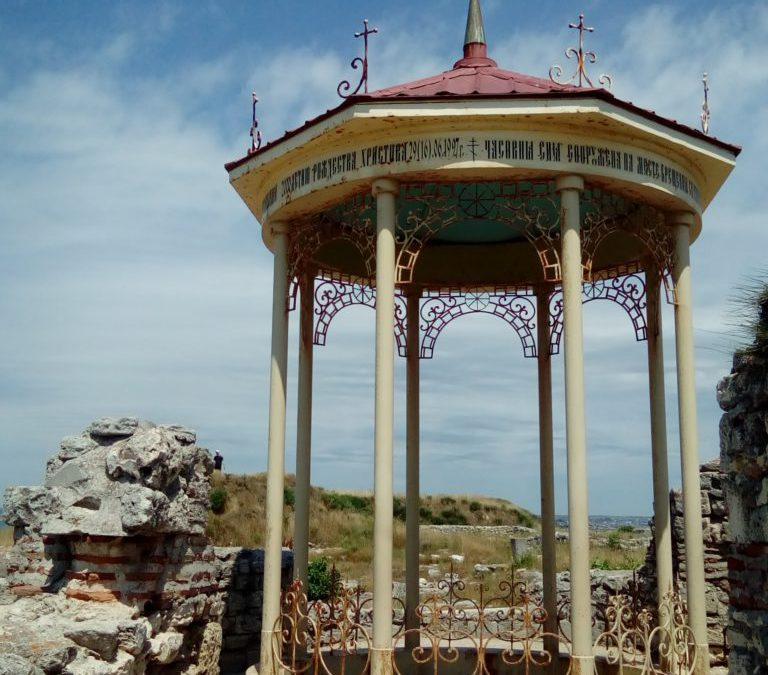 23 июня 2017 паломники Фавора посетили старинный город Херсонес